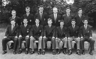 Prefects in 1957