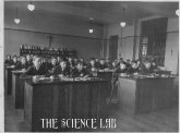 Science Lab 1950