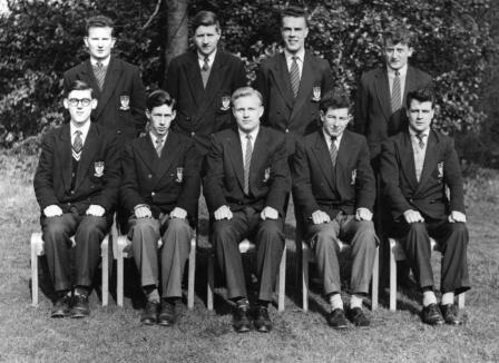 Prefects 1957-1958